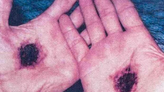 FRANCIS HOULE HANDS