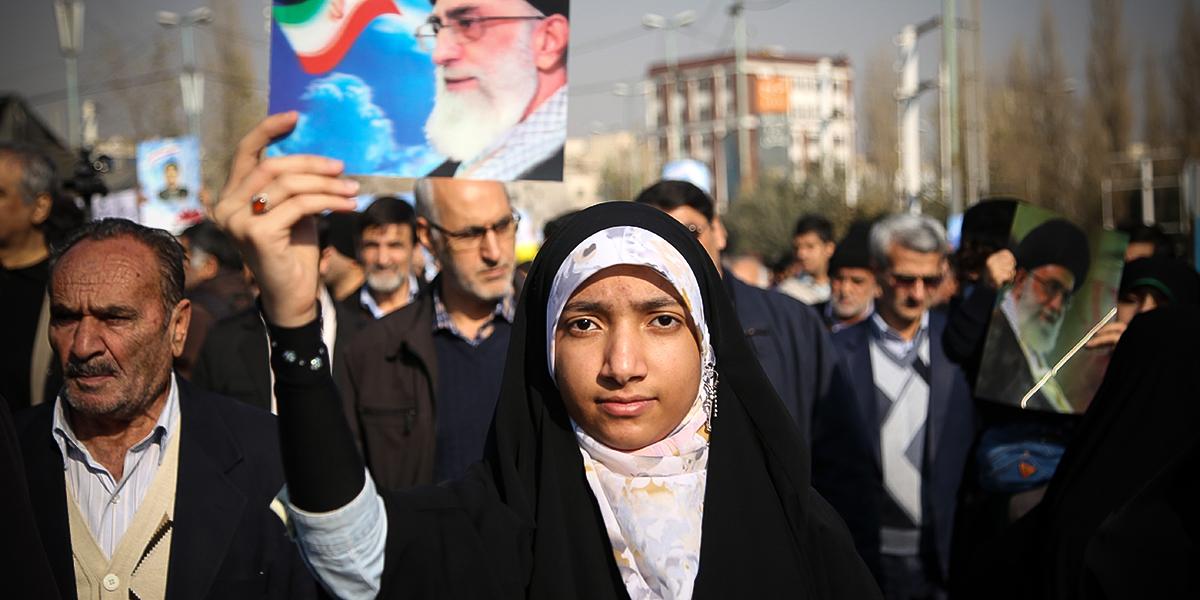 IRAN,PROTEST