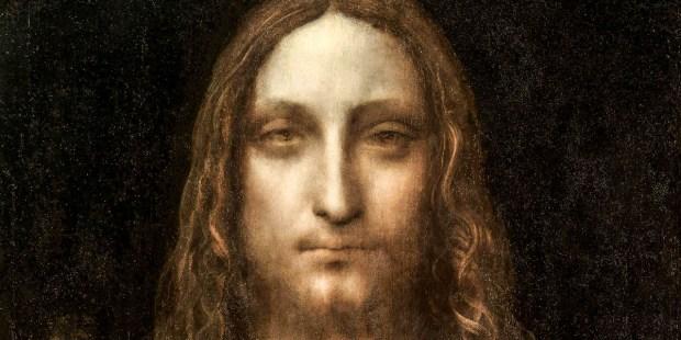 JESUS,SALVATOR MUNDI