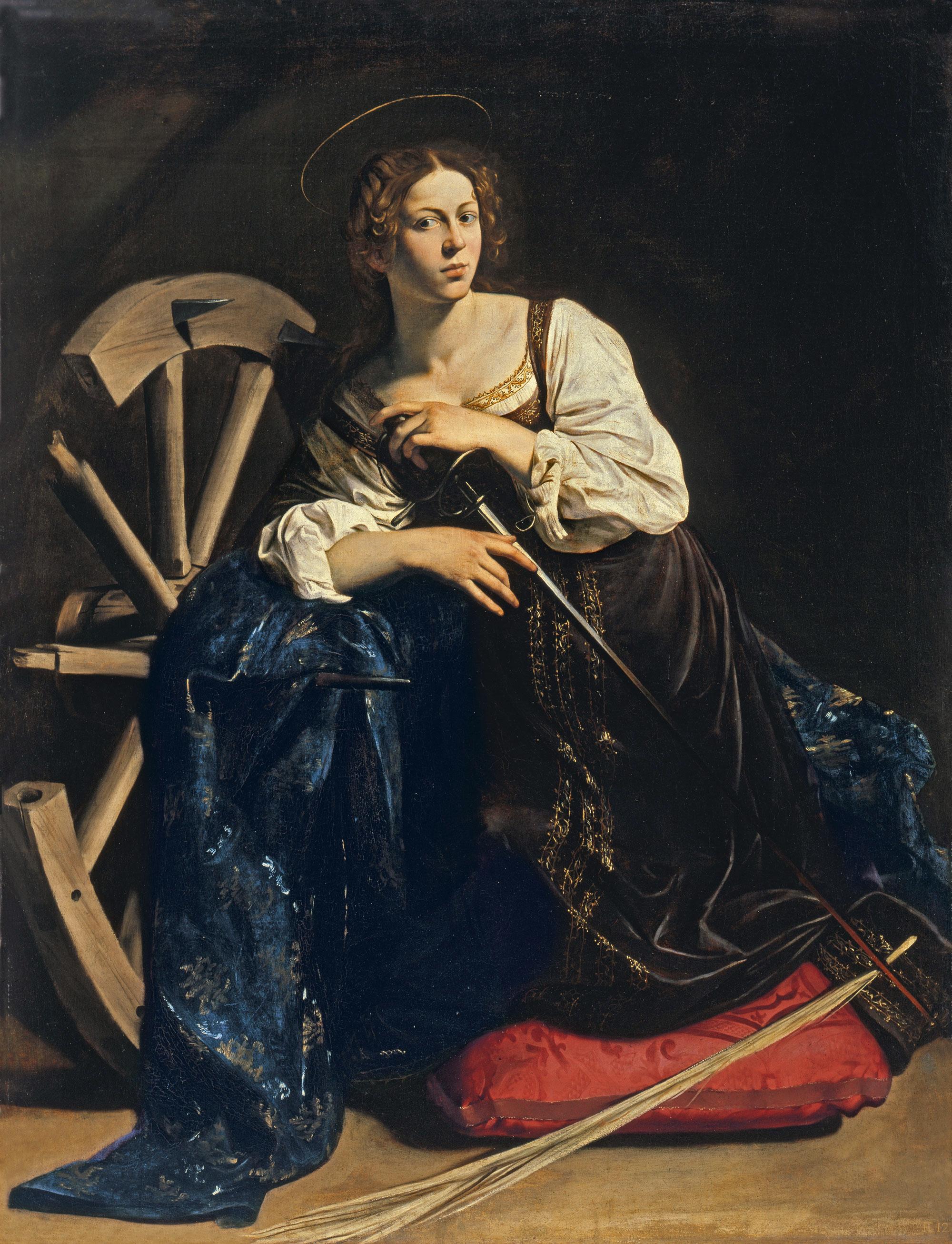 SAINT CATHERINE ALEXANDRIA