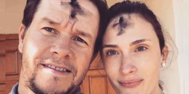 MARK WAHLBERG,ASH WEDNESDAY