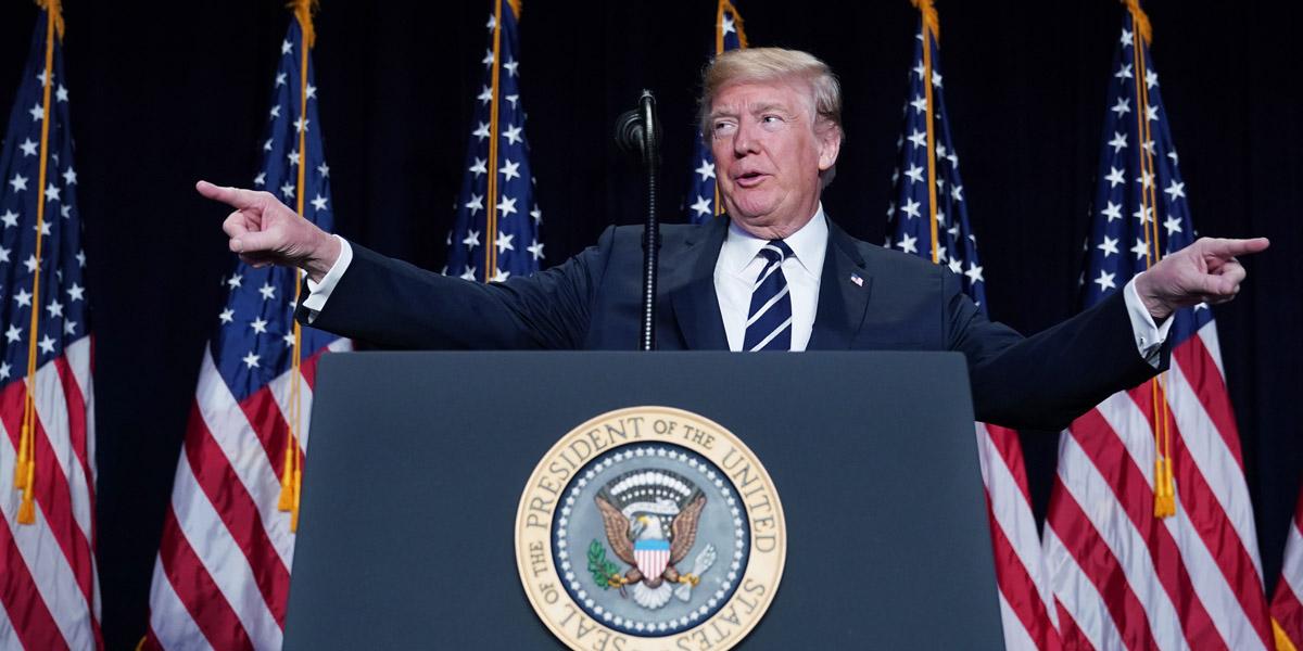 PRESIDENT TRUMP,NATIONAL PRAYER BREAKFAST