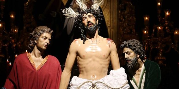 JESUS DESPOJADO