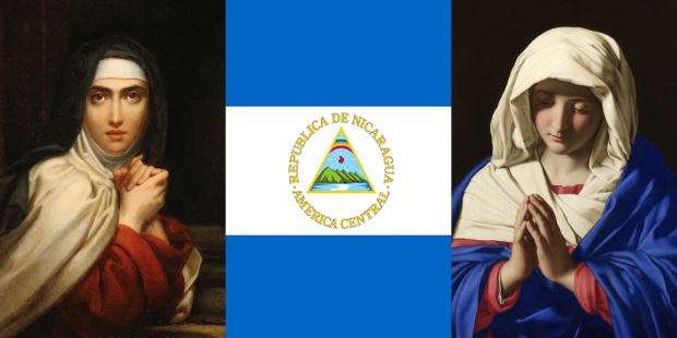ST. THERESA OF AVILA,NICARAGUA,OUR LADY