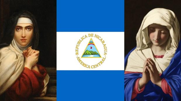 ST. THERESA OF AVILA,NICARAGUA,OUR LADY