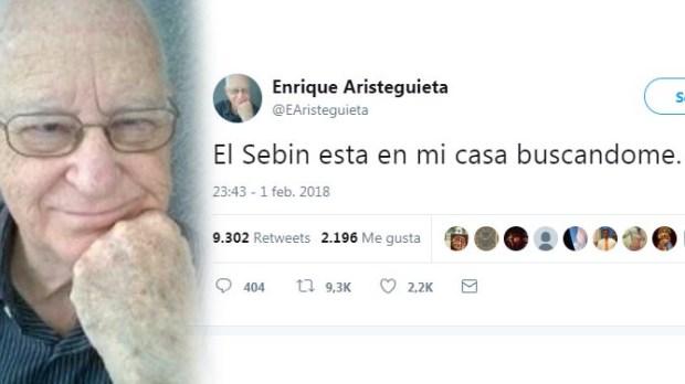 ENRIQUE ARISTEGUIETA