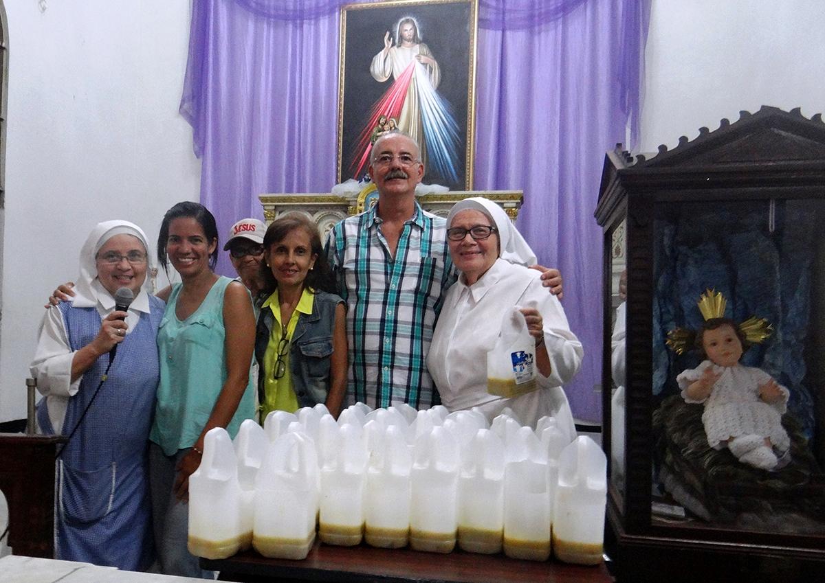 VENEZUELA; HUNGER