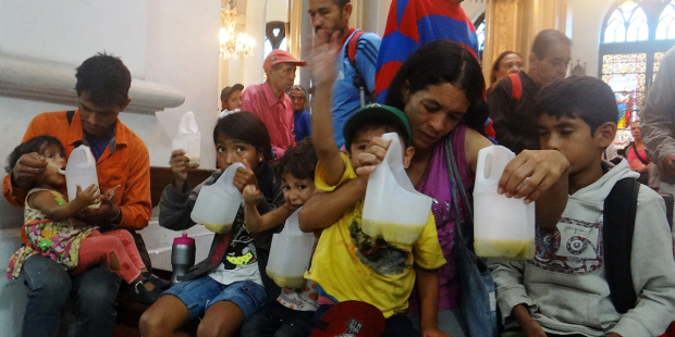 HUNGER;VENEZUELA
