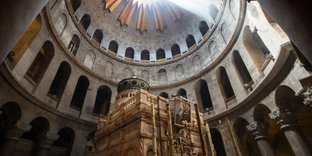 Los lugares santos más venerados de Oriente