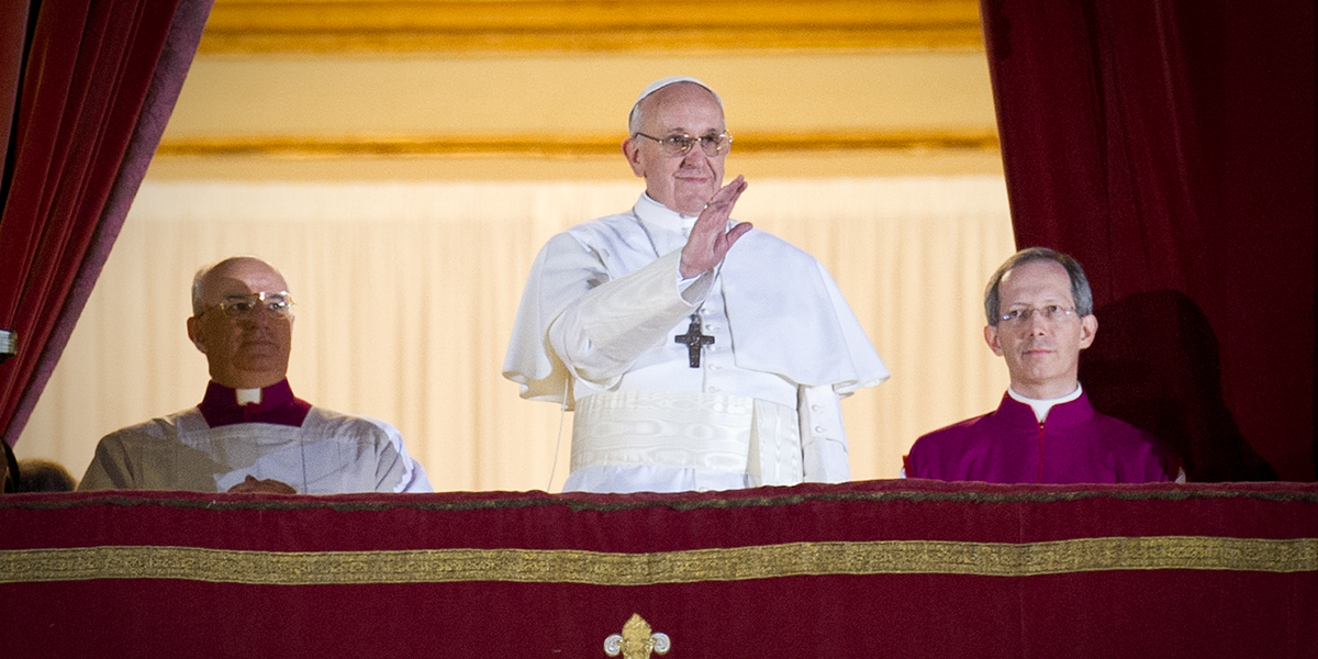 POPE FRANCIS,CONCLAVE
