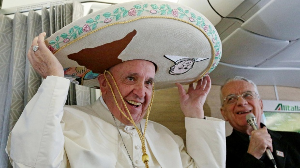 POPE MEXICO