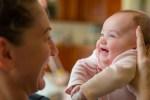 MUM, BABY, SMILE