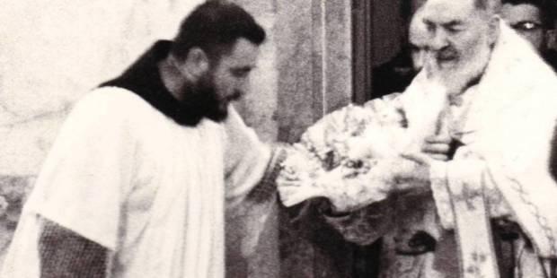Fotos rara vez vistas del Padre Pío