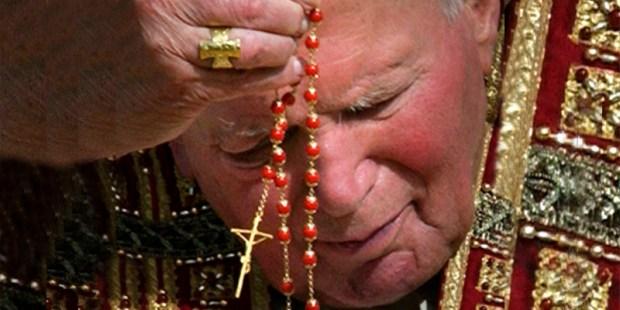 POPE JOHN PAUL II,ROSARY