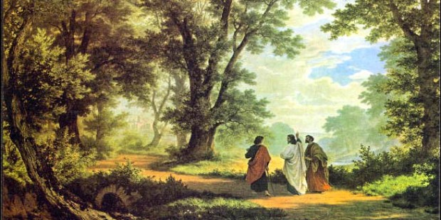 THE ROAD TO EMMAUS