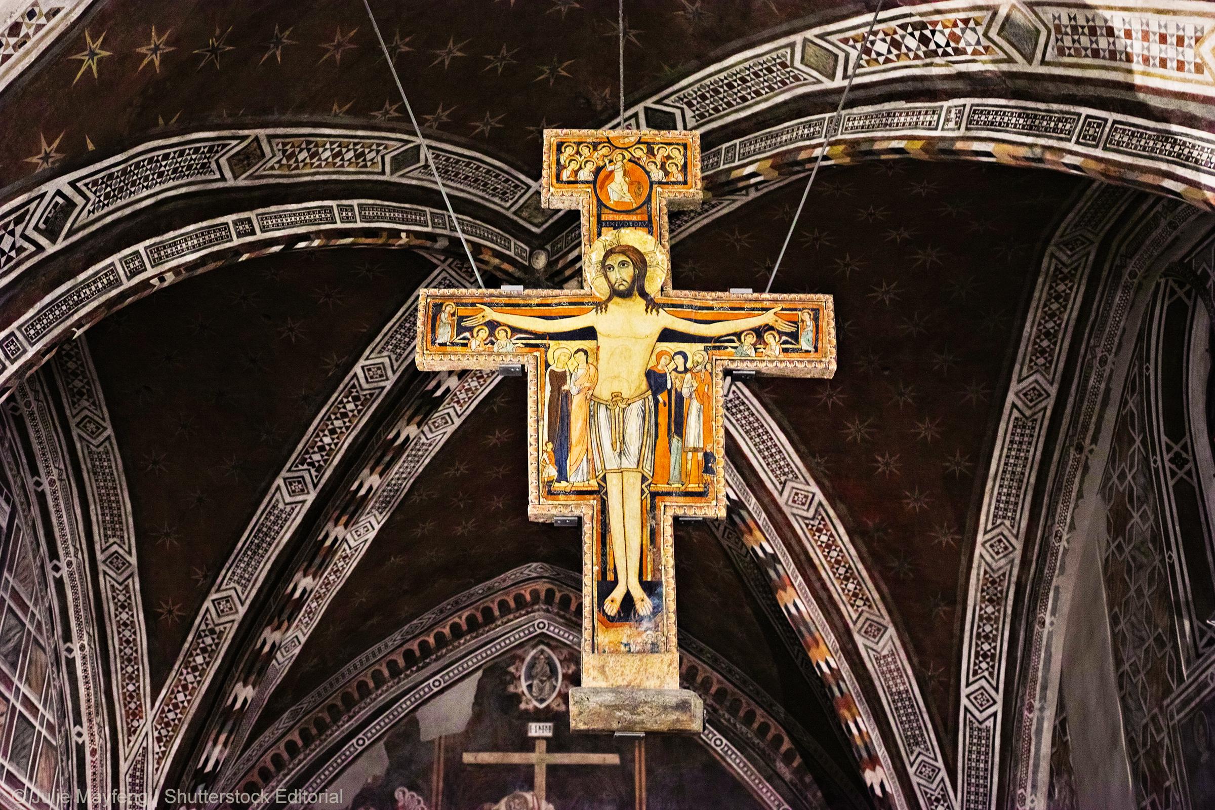 Cruz de San Damiano