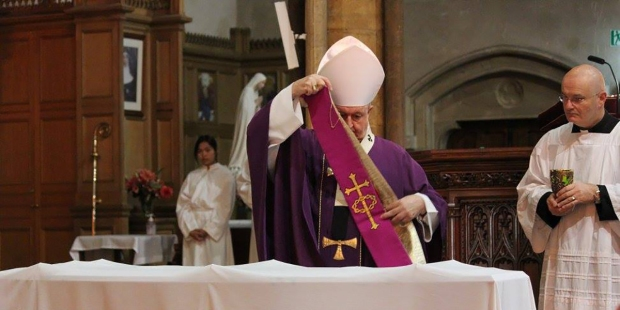 ARCHBISHOP PHILIP WILSON