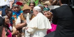 POPE FRANCIS,NATIVES,INDIGENOUS