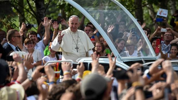 POPE FRANCIS WYD