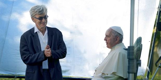 POPE WENDERS