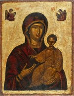 Theotokos Iconography