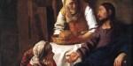 SAINT MARTHA,MARY,JESUS
