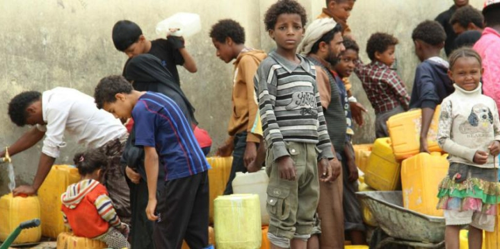 DISPLACED YEMEN