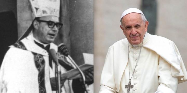 POPE FRANCIS,ENRIQUE ANGELELLI