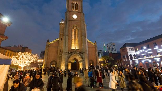KOREA CHURCH