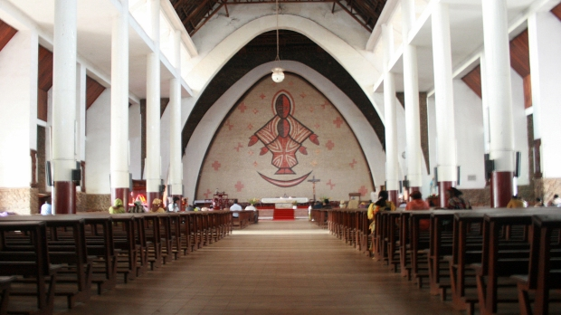 YAOUNDE' CATHEDRAL