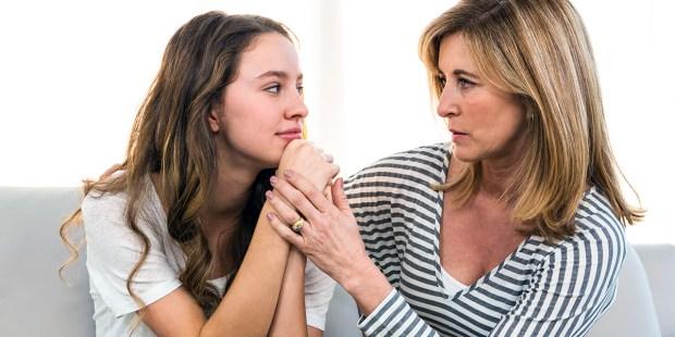 CONCERNED MOTHER