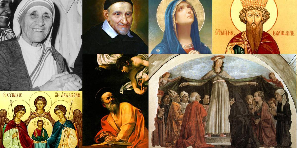 Cuántas Fiestas De La Virgen María Se Celebran En Septiembre
