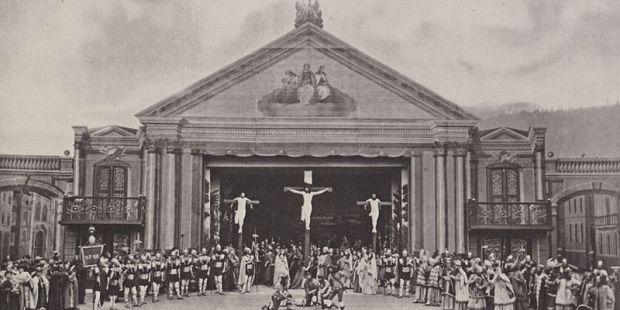 PASSIONSSPIEL,OBERAMMERGAU