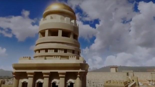 ANCIENT,ISRAEL,VR