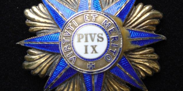 ORDER PIUS IX