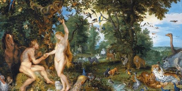 Los jardines de la Biblia