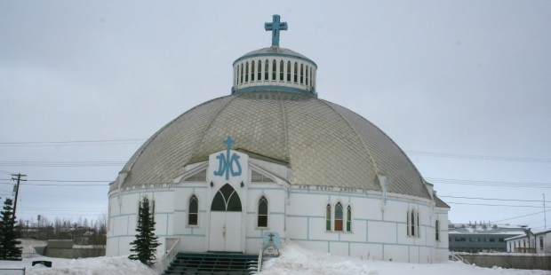IGLOO CHURCH; CANADA