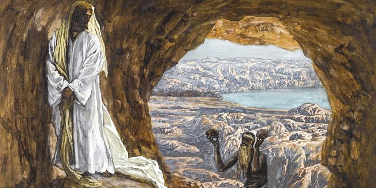 JESUS,CAVE,FASTING