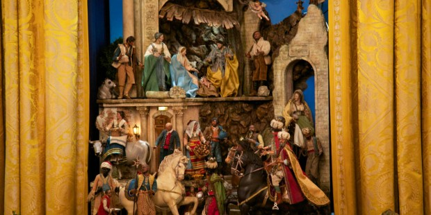 NATIVITY SCENE,WHITE HOUSE