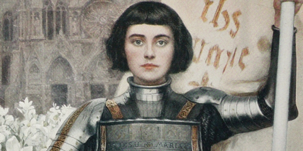 ST. JOAN OF ARC,MILITARY