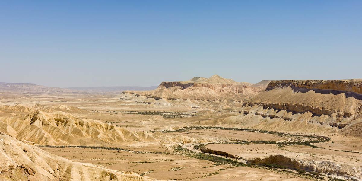 SOUTHERN ISRAELI REGION OF NEGEV