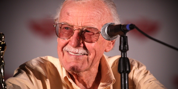 STAN LEE, COMIC BOOK ARTIST