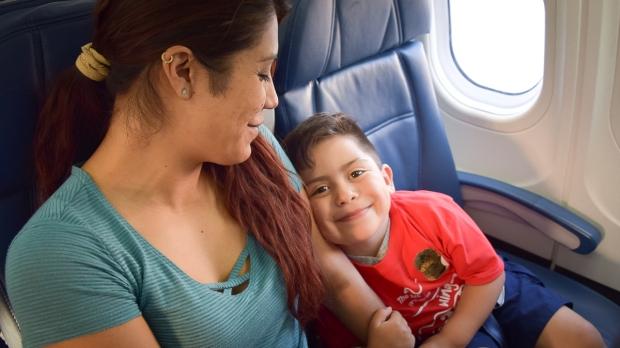 WINGS FOR AUTISM,AIR TRAVEL,DISABILITIES