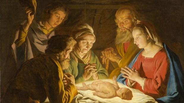 BOŻE NARODZENIE W SZTUCE