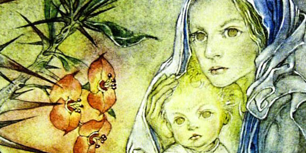 MARY,BABY JESUS