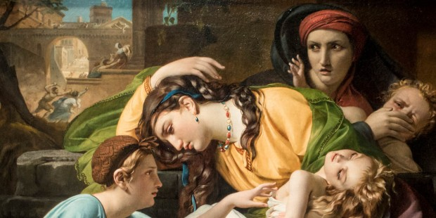 THE MASSACRE OF THE HOLY INNOCENTS