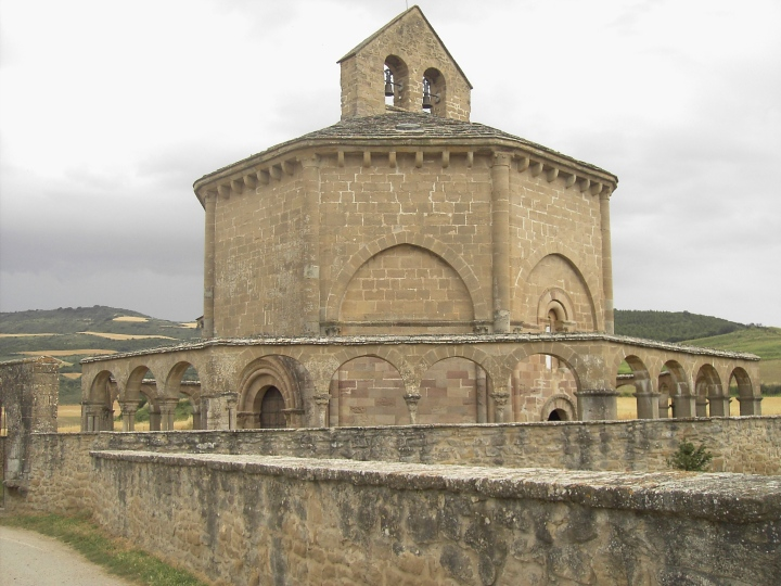 Church of Saint Mary of Eunate (Muruzábal, Navarra)