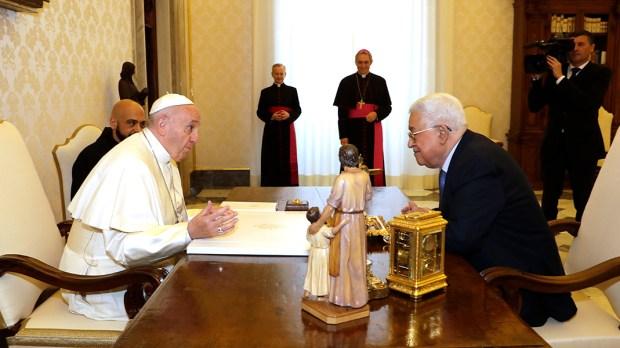 POPE FRANCIS ABBAS