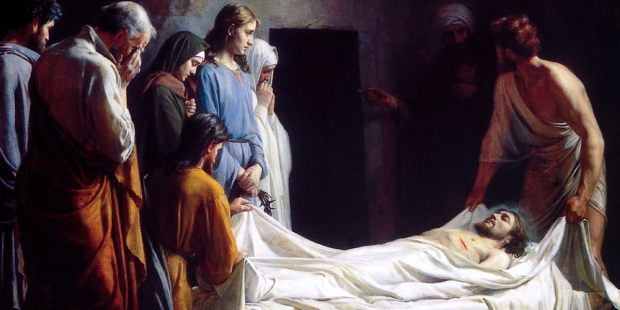 CZEPEK JEZUSA Z GROBU CAHORS