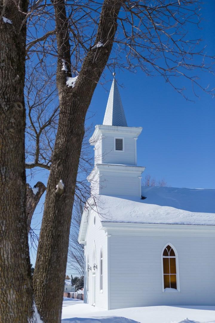 BLESSED JAMES MILLER CHURCH